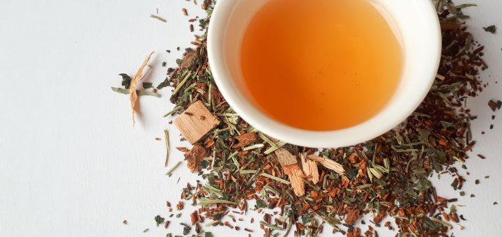 Maraton tea - gyógynövényes rooibos tea a Csakrateától