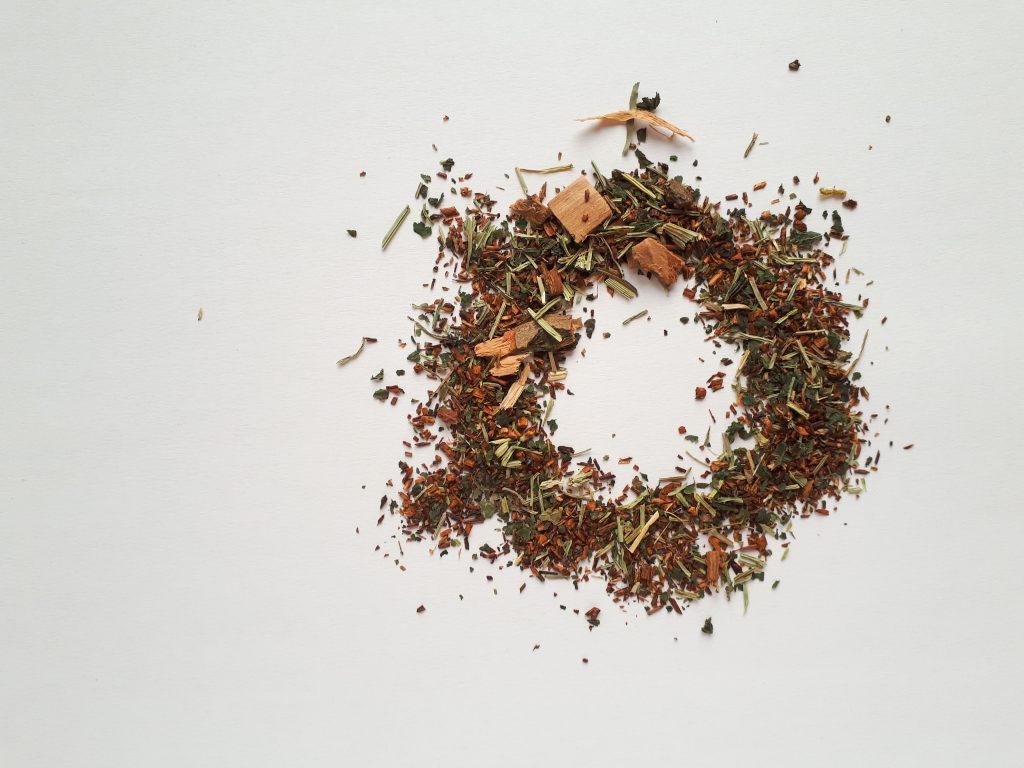 Maraton tea - rooibos alapú gyógynövényes teakeverék