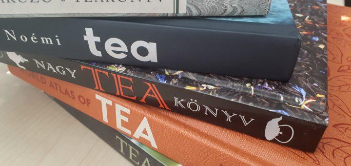 Tea könyvek