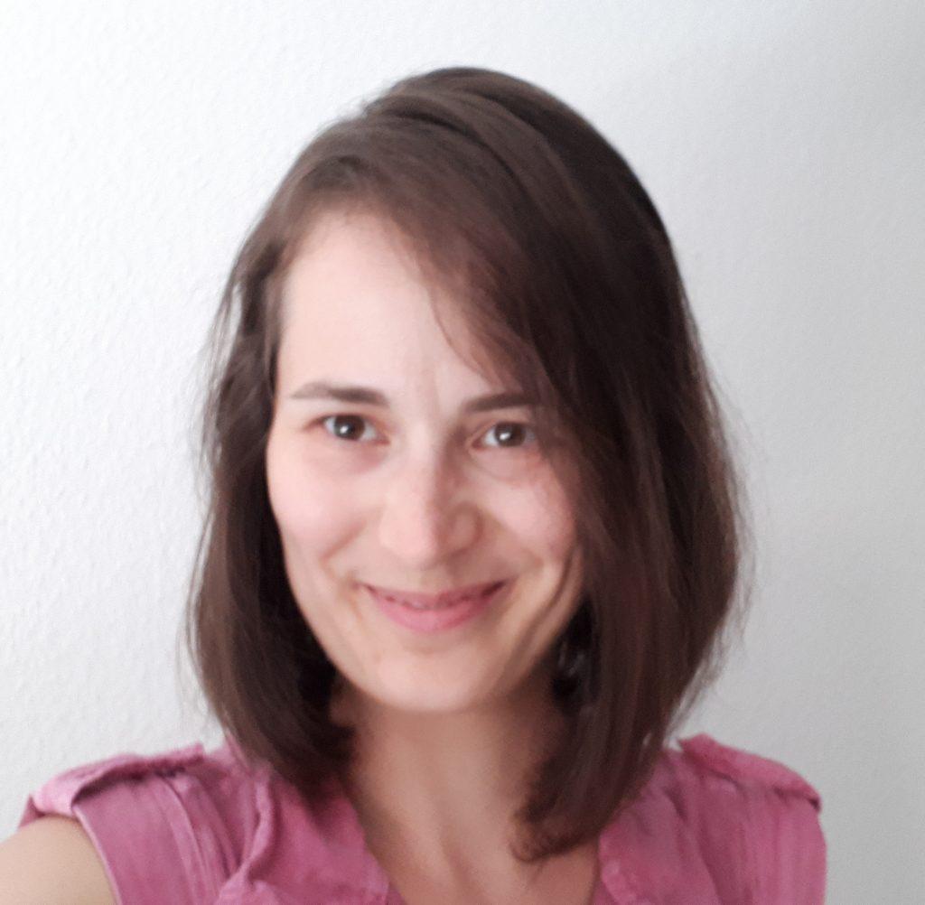 Gudics Ági, a szeretlekTEA szerzője