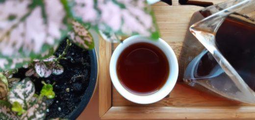Teás csésze teával (fotó: SzeretlekTEA)